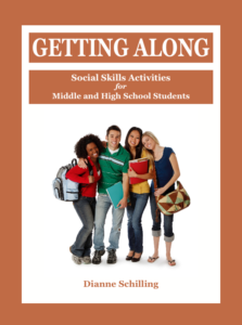 Getting Along - Social Skills Activities for Middle and High School Students